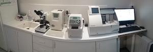 laboratoire clinique du héron