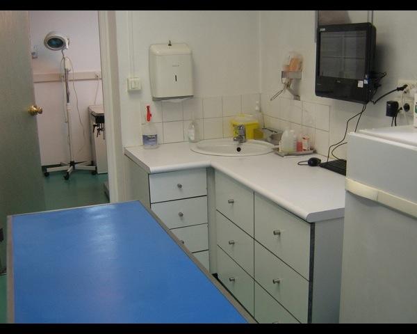 salle de consultation, Docteur Pachoud
