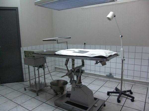 Clinique des Arcades - Salle de chirurgie