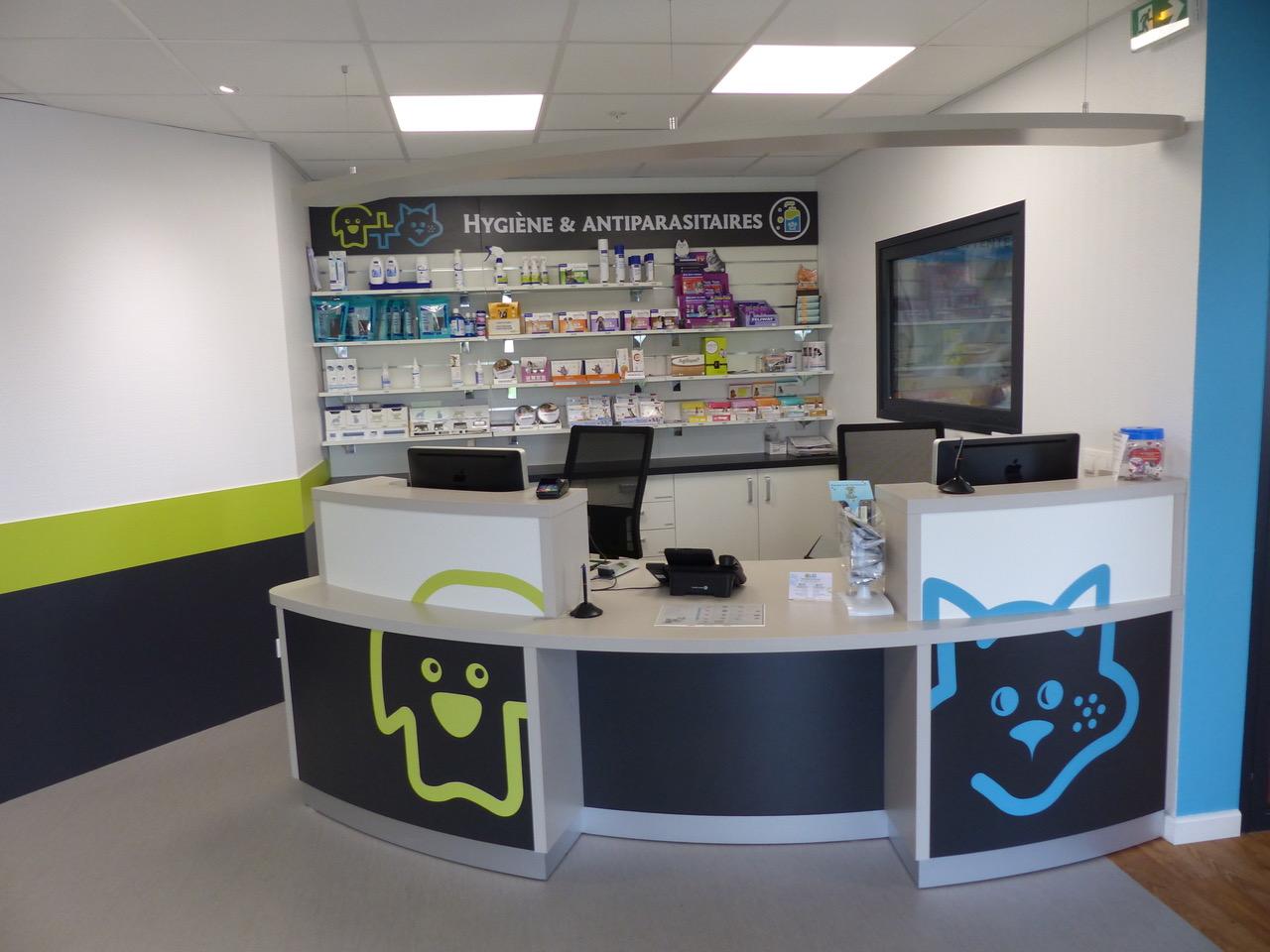 Clinique des Arcades - L 'accueil